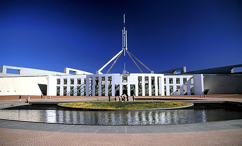 Australian Parliament photo