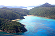 Aerial View Whitsundays photo