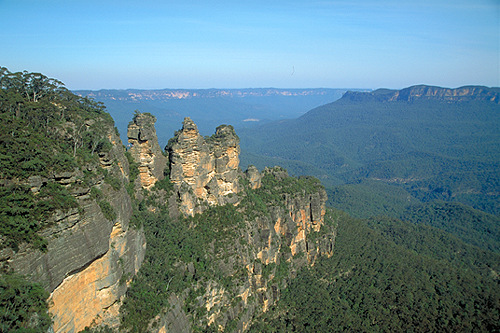 The Blue Mountains photos