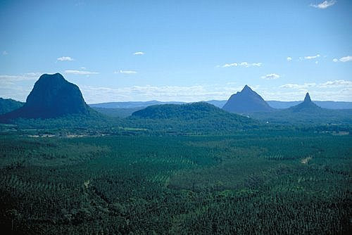 Glass House Mountains National Park photos
