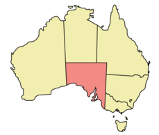 Map South Australia.South Australia Map Photos And Information