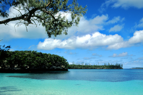 Isle of Pines New Caledonia photo