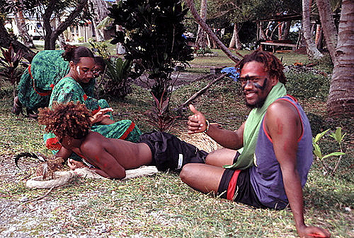 People of New Caledonia photos