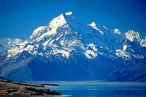 Mount Cook photo