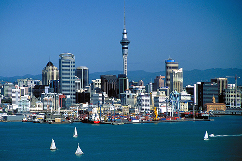 Auckland City photo