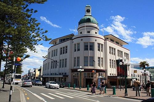 New Zealand Cities Photos Information