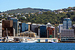 Wellington City Skyline photo