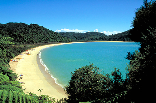 Tonga Bay Abel Tasman National Park photo