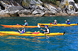 Kayaking Abel Tasman National Park photo