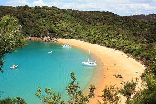 Abel Tasman National Park Photos
