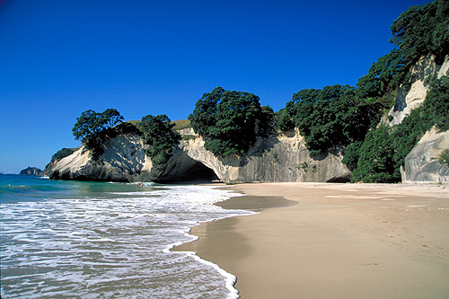 Cathedral Cove Coromandel photo