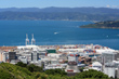 View of Wellington Harbour photo