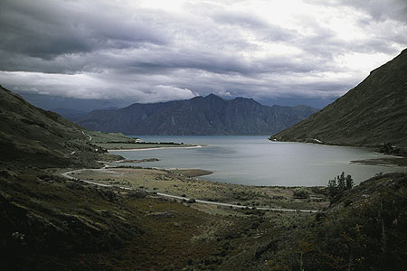 Lake Hawea photos