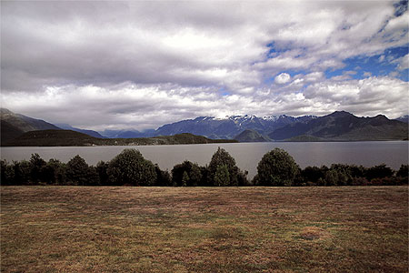 Lake Manapouri photos