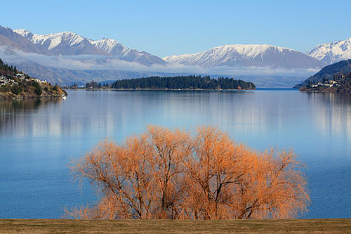 New Zealand Lakes photos