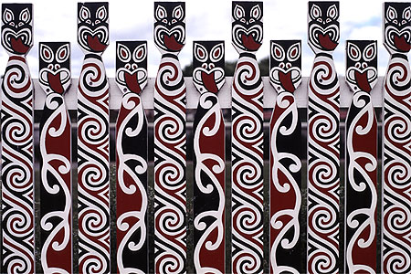 Maori Art photo