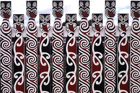 Maori Art photo