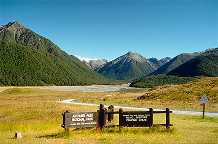 Arthurs National Park