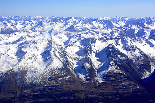 Southern Alps photos
