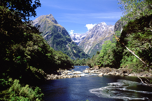 Fiordland Rivers photos