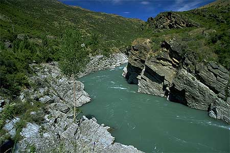 Kawarau River photo