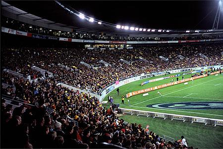 Westpac Stadium photo