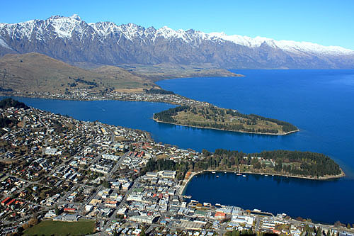 Queenstown New Zealand photos