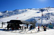 Ski Lift on Coronet Peak photo
