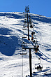 Ski Lift at Coronet Peak Queesntown photo