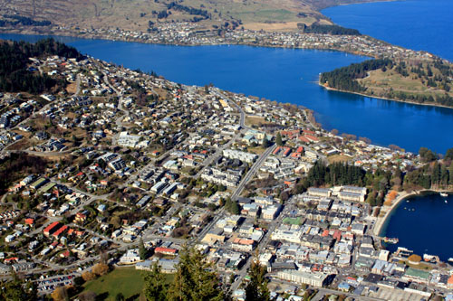 Queenstown CBD and Suburbs photo