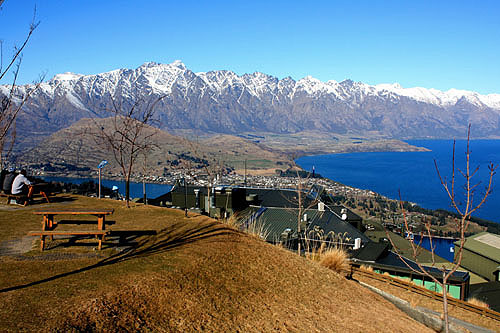 Bob's Peak Queenstown photo