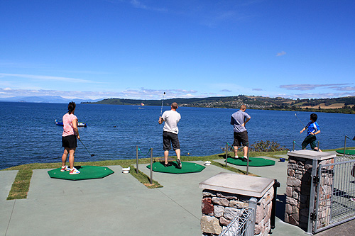 Golf Taupo photo