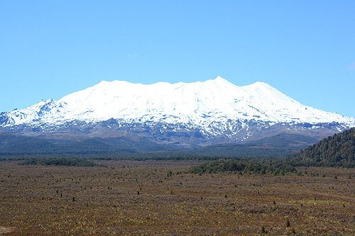 Mt Ruapehu photos