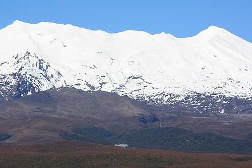 Mount Ruapehu photo