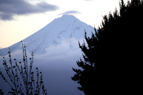 Mount Taranaki photo