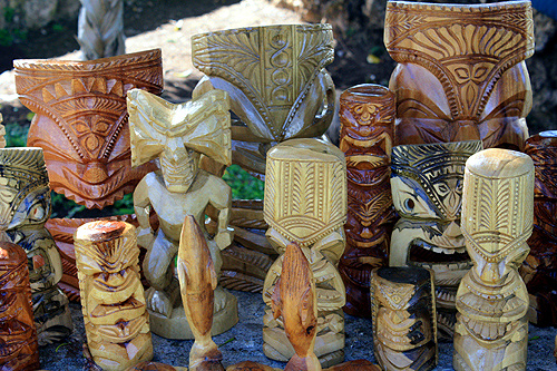 Tongan Craft photos